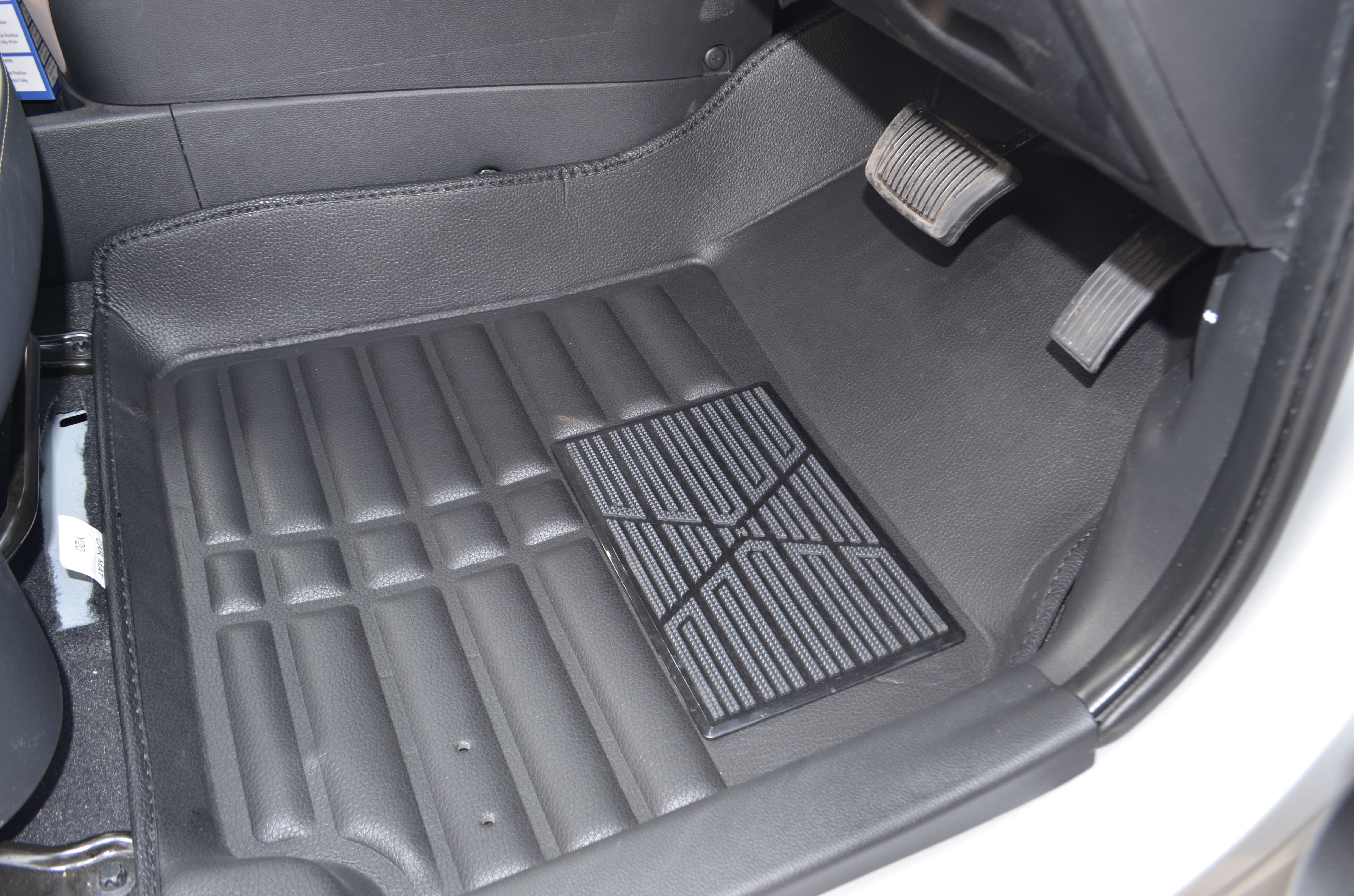 kmh 5D mats Installed in I10 grand Shop online at Carplus within