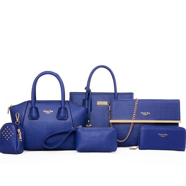 Wallet Clutch Purse Female Bag Crossbody Shoulder Women Set Bags Composite Pcs//S