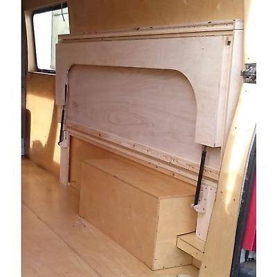 Details about CamperVan sofa bed Motorhome conversion