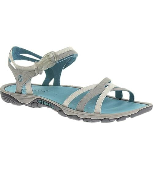 Soothe your sun-soaked feet with a little wade into the water. This water-friendly sandal will comfortably take it in stride, thanks to comfort cushioning and support, a soft, microfiber footbed and flexible shock absorption. Walk through water confidently with the M Select WET GRIP siped sole.