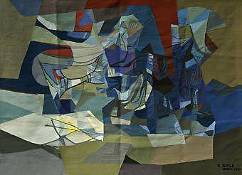 Roberto Burle Marx - Tapeçaria (1981)