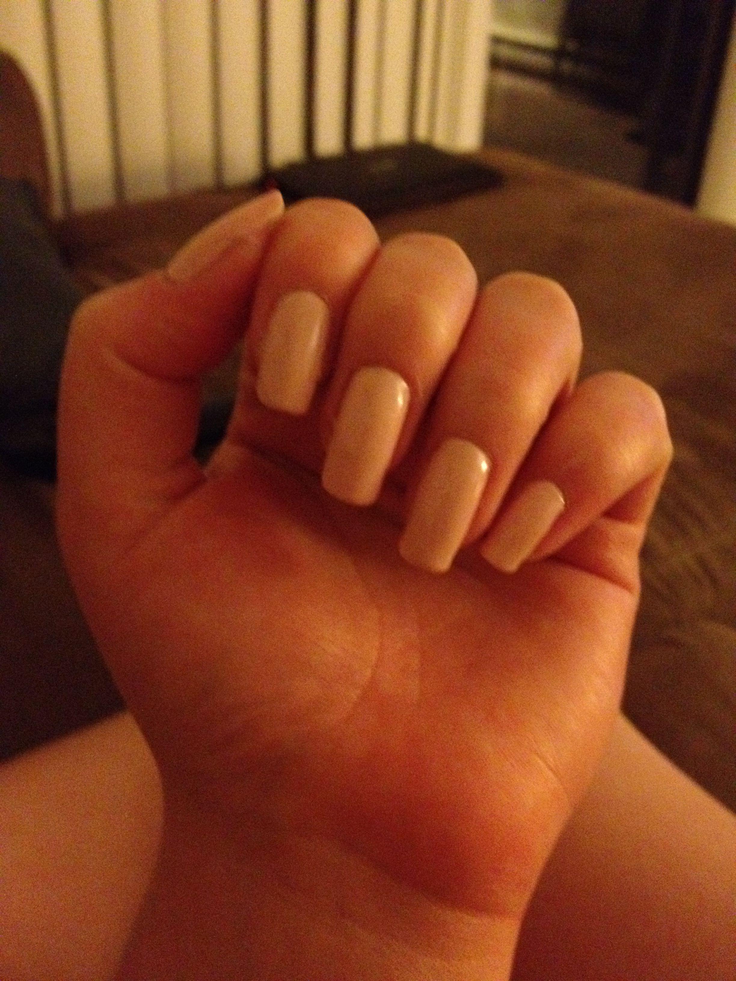 My Self Done Manicure Opi Sweetheart Sweetladyb Manicure Acrylic Nails Nail Polish
