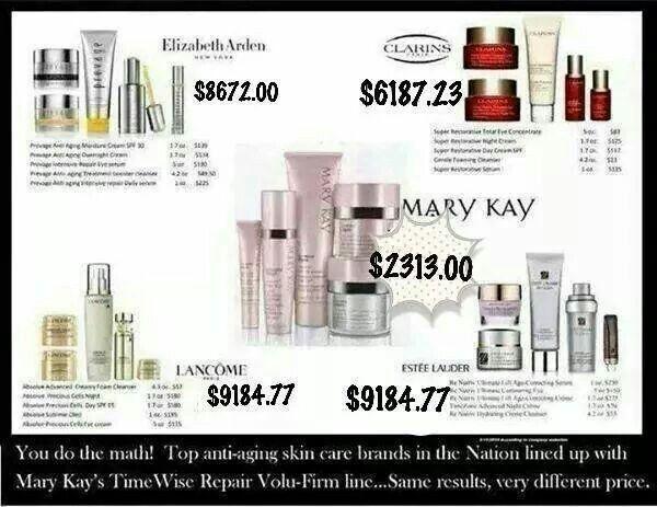 Mary kay calidad y precio!!!