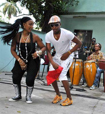 rumba guaguanco ●彡 afro cuban moves