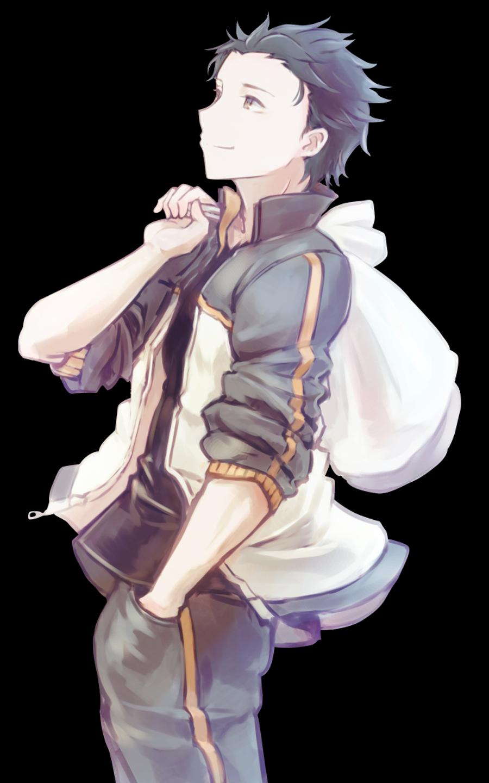 「subaru natsuki」的圖片搜尋結果 Subaru, Ý tưởng vẽ, Nhân vật anime