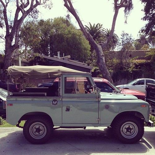 Old Jeep Want