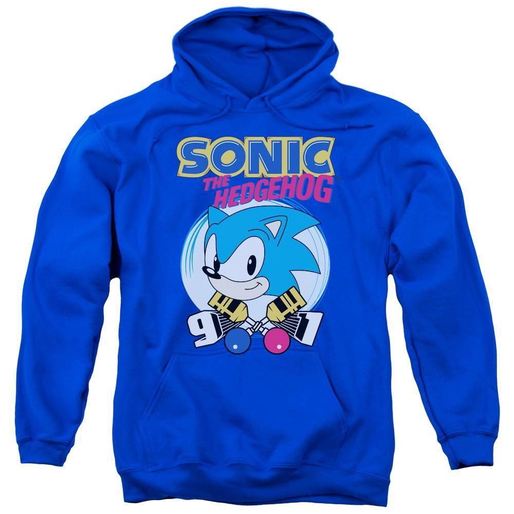 Sonic The Hedgehog Hoodie In 2020 Sonic The Hedgehog Sonic Hedgehog