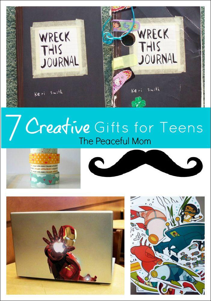 Pinterest christmas gift ideas for teens