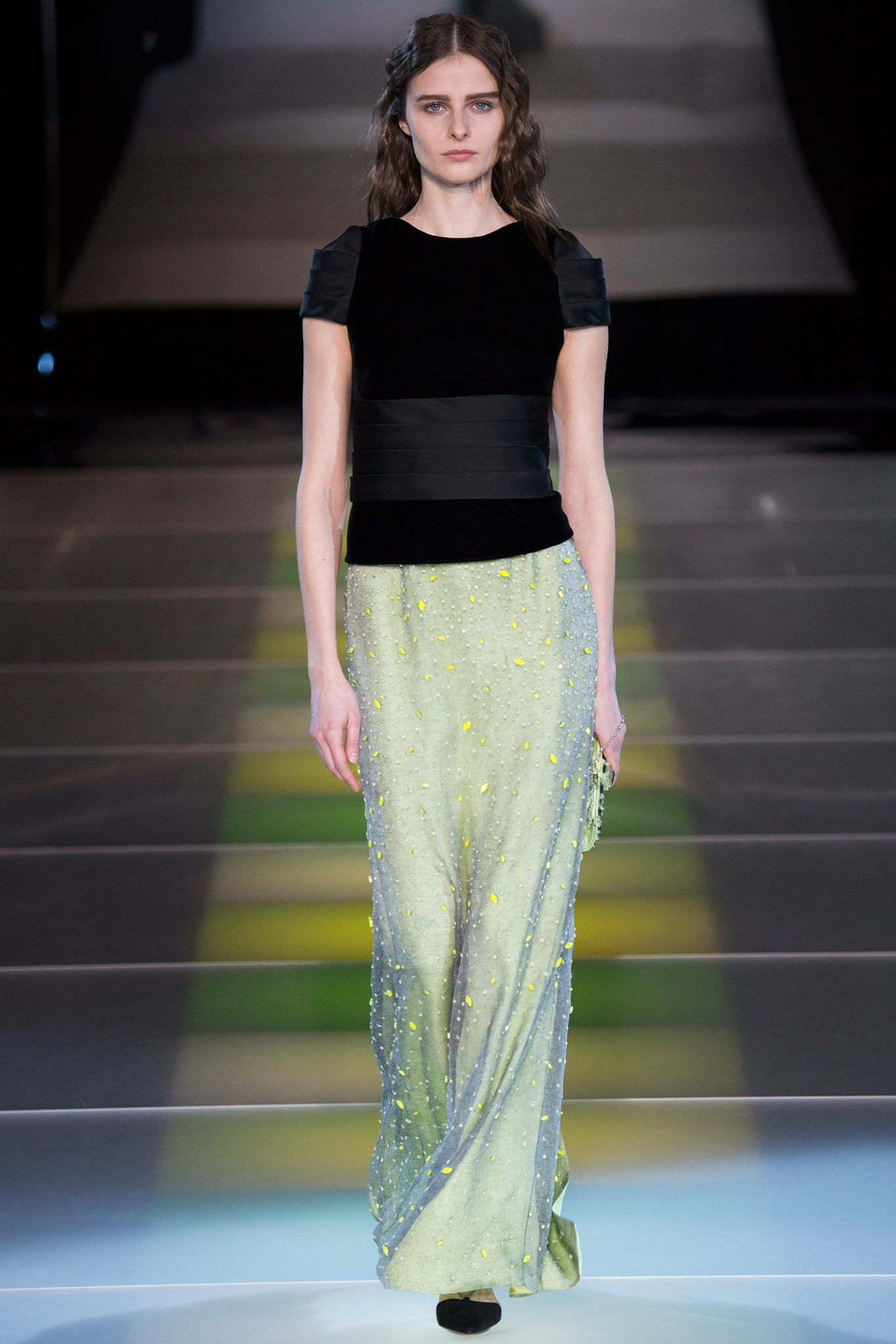 Giorgio Armani Fall 2014 Ready-to-Wear Collection Photos - Vogue