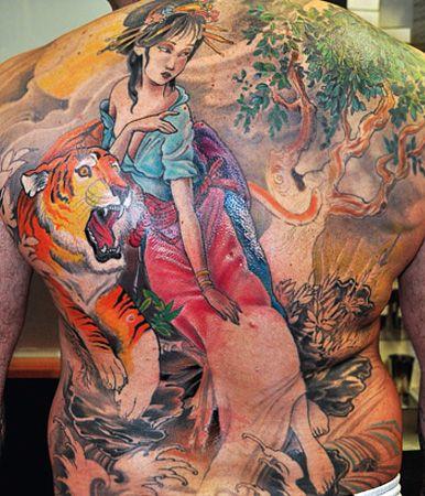 Risultati immagini per claudio pittan tattoo