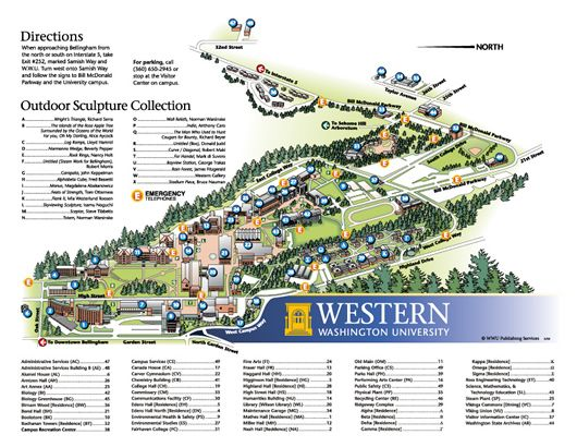 Western Washington University | She's going places | Western ... on miss valley state u campus map, youngstown airport map, youngstown state university parking, ysu campus map, pc campus map, asu campus map,