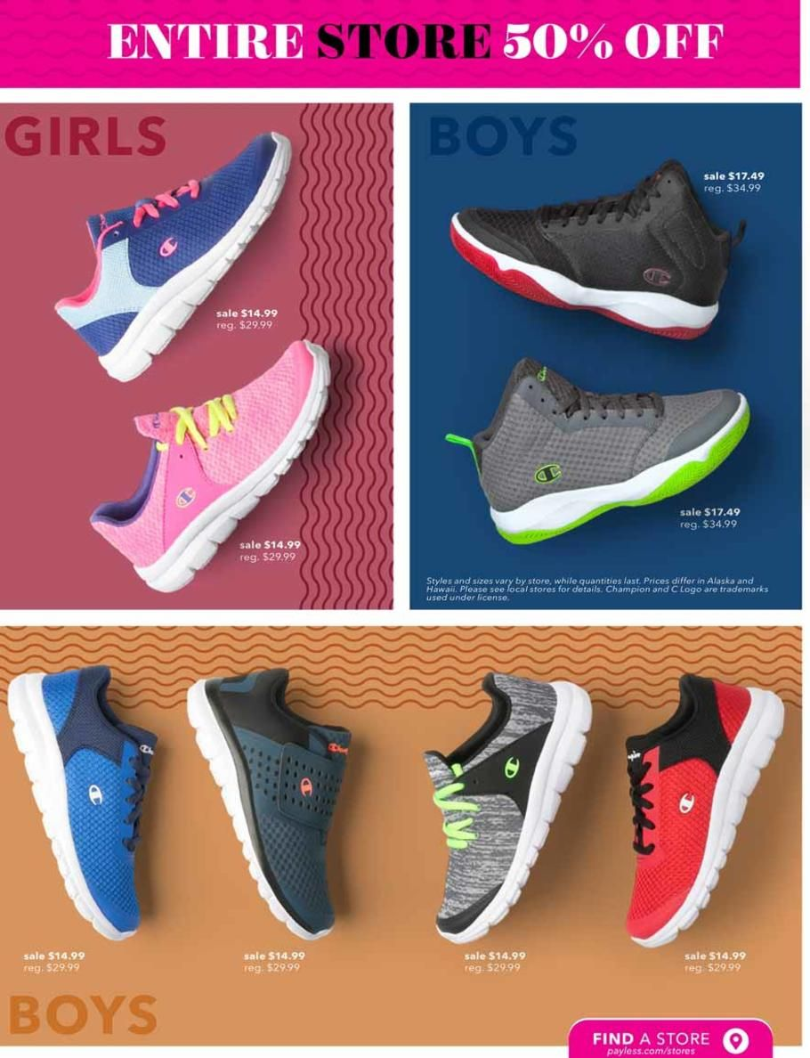best shoe store black friday deals
