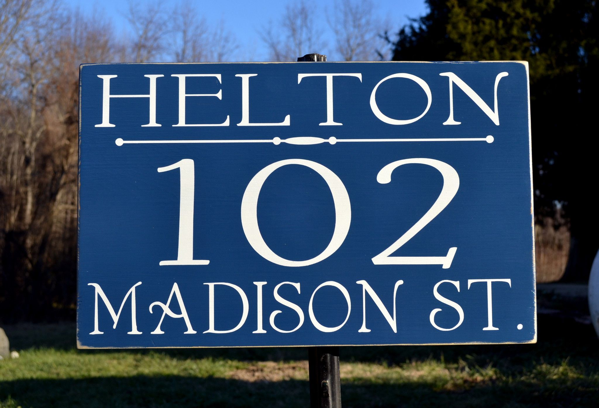 address plaques house number signs address signs - HD2048×1394