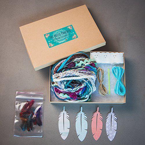Amazon blue do it yourself dream catcher craft kit the perfect amazon blue do it yourself dream catcher craft kit the perfect housewarming solutioingenieria Gallery