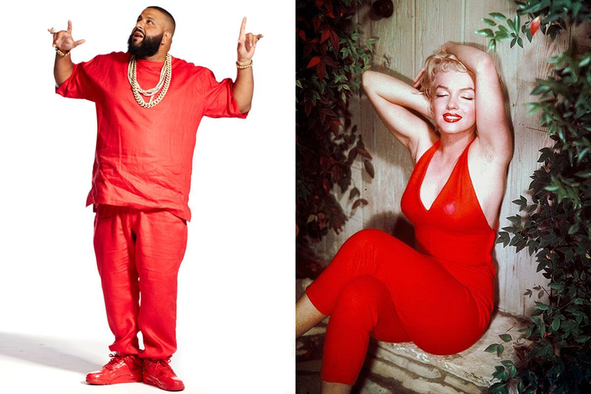 "In a rare game of ""who said it,"" we compare DJ Khaled quotes to those of Marilyn Monroe."