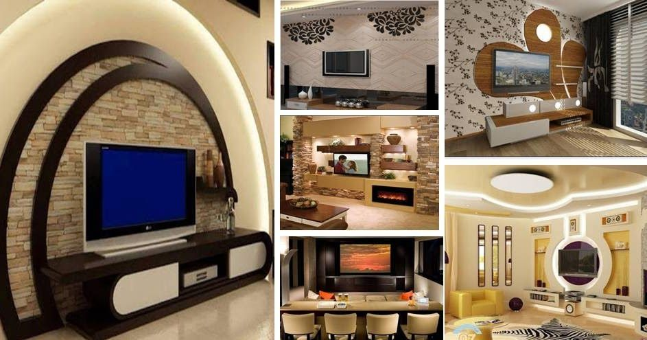 30 popular tv unit ideas for luxury interior design tv for Tv set interior design
