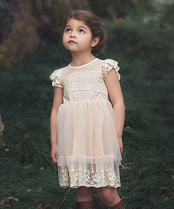 e400382b84 Look at this Trish Scully Child Blush Leilani Dress - Infant