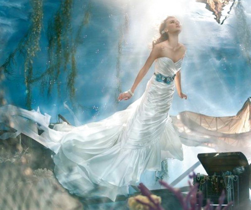 Vestiti da sposa Disney: come una favola! The Wedding Italia   abiti ...