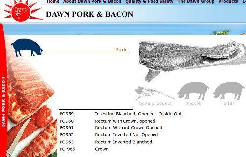 Boneless Pork Rectums Well What Do Ya Think Of That