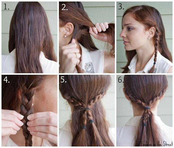 Easy Hairstyle For Wedding Guest