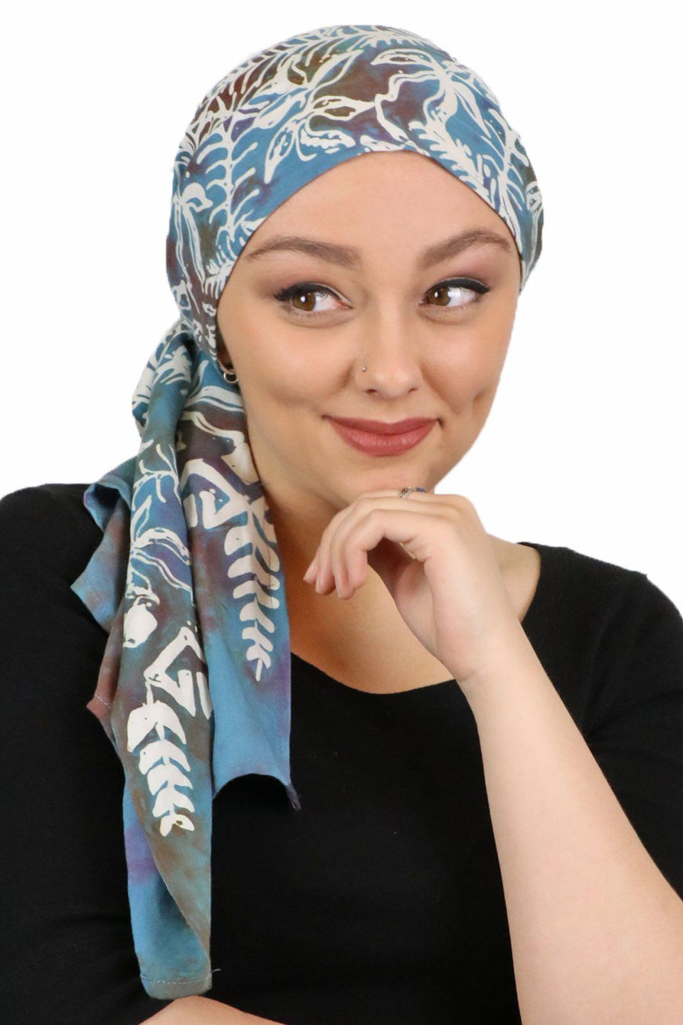 Easy To Tie Head Scarves For Women Hats Scarves and More
