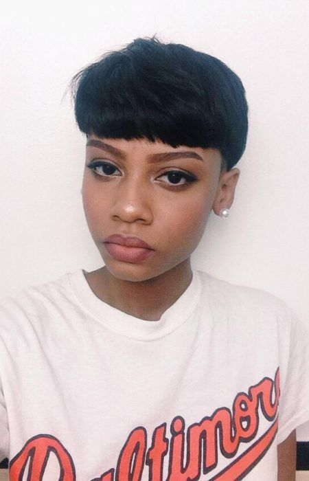 Hairstyles Womens Mushroom Haircutpretty Well Liked Mushroom Lower