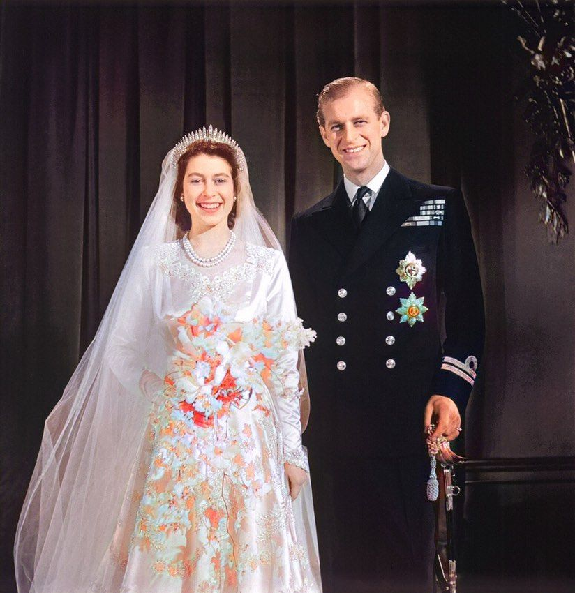 Royaltyincolour Happy Wedding Anniversary To Hm Queen Elizabeth Ii And Hrh Prince Phillip Duke Of Queen Elizabeth Ii Wedding Queen Elizabeth Ii Happy Wedding