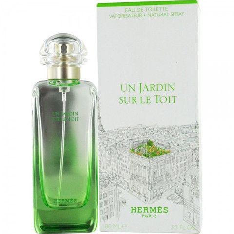 Un Jardin Sur Le Toit by Hermes 100ml EDT (W)