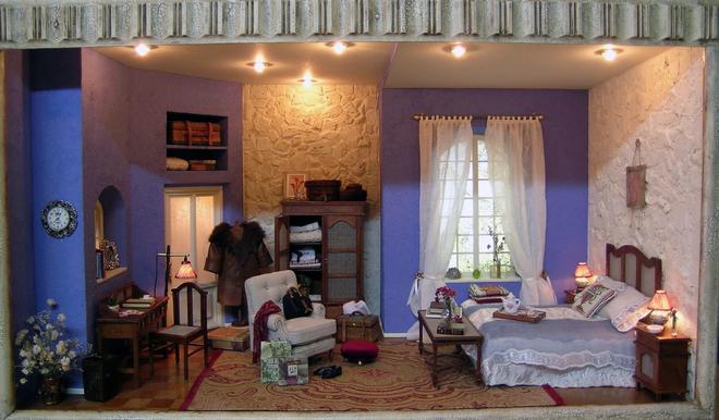 Bedroom by desirelafuente