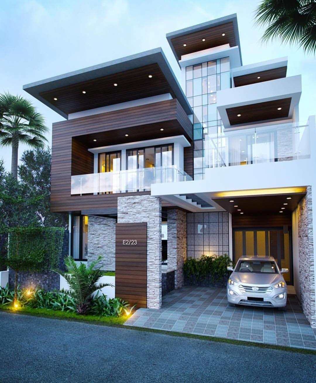 Kallistos Stelios Karalis Luxury Connoisseur Minimalist House Design Facade House Architecture House