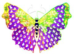 Easter Butterfly Coloring Page Butterfly Coloring Page