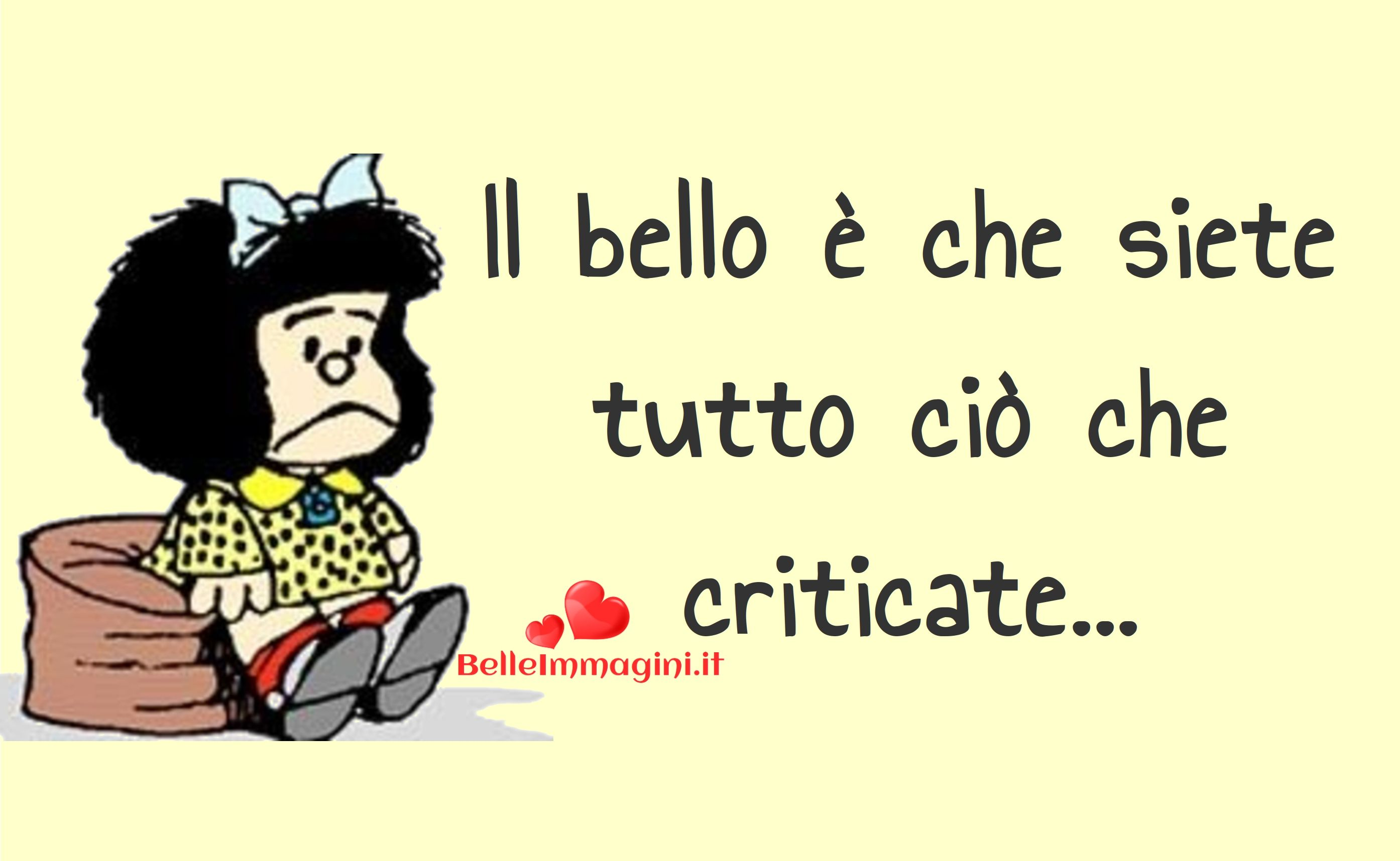 Frasi Belle Sulla Vita Spiritose.Belle Frasi Sulla Vita Mafalda Per Whatsapp Citazioni Citazioni