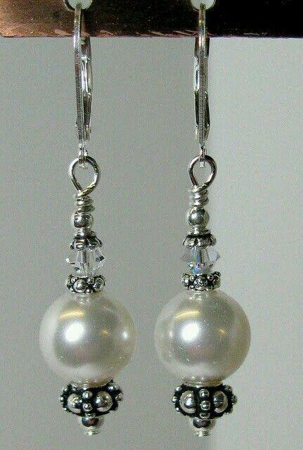 Pearl earrings Jewelry Ideas Pinterest Pearl earrings Pearls