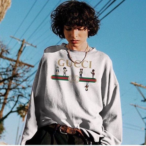 0a4cf4fe0 he's only 14 but already modeling for gucci | celebs. | Finn ...