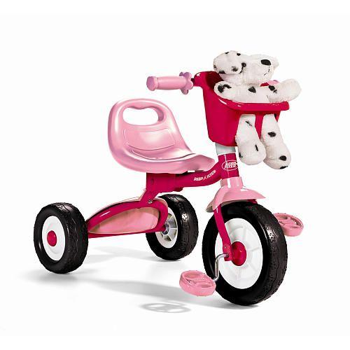 Radio Flyer Fold 2 Go Trike Pink Radios Little Miss