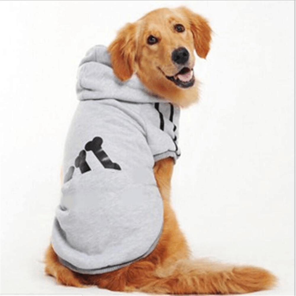 Warm Jacket Clothing For Dog Small Dogs Big Pet French Bulldog