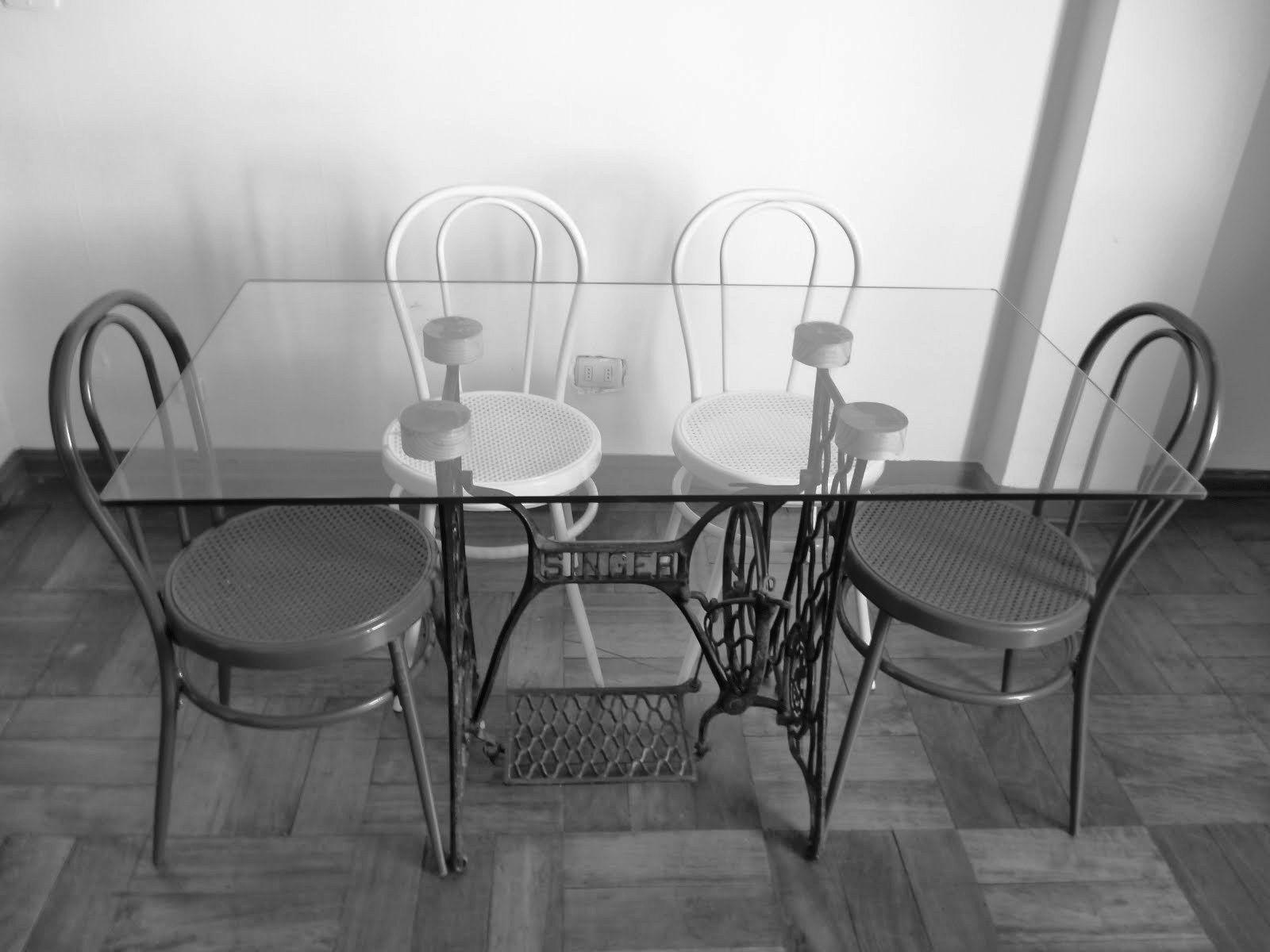 Mesa de coser comedor buscar con google m masin - Mobili per macchine da cucire ...