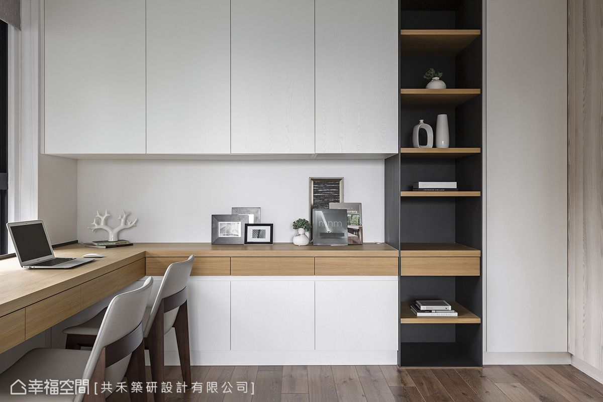 「cabinetry」的圖片搜尋結果 Home Office Space, Office Workspace, Home Office