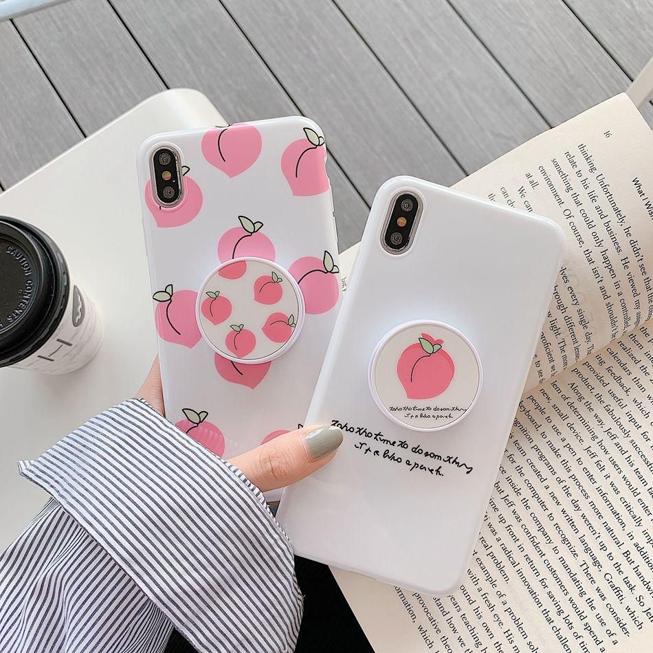 Park Art My WordPress Blog_Iphone Case With Stand On Back