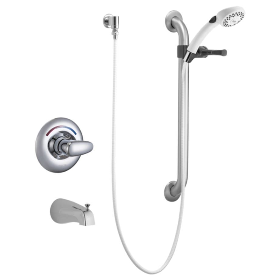 T13h932 Dual Shower Hand Shower Delta Faucets