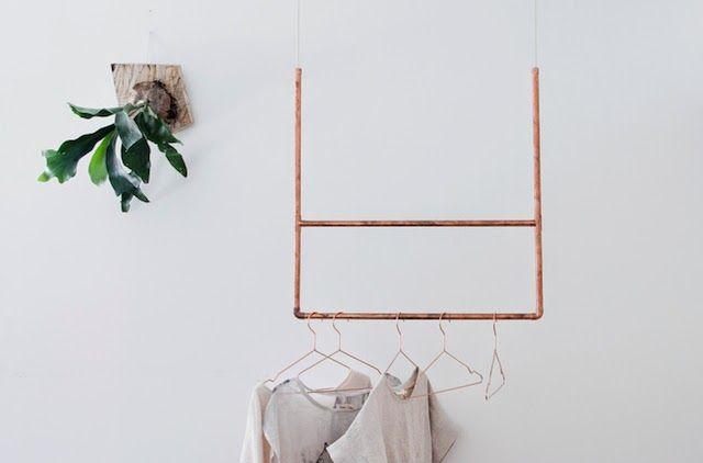 Mix   Minimalist Clothing Racks - French By Design