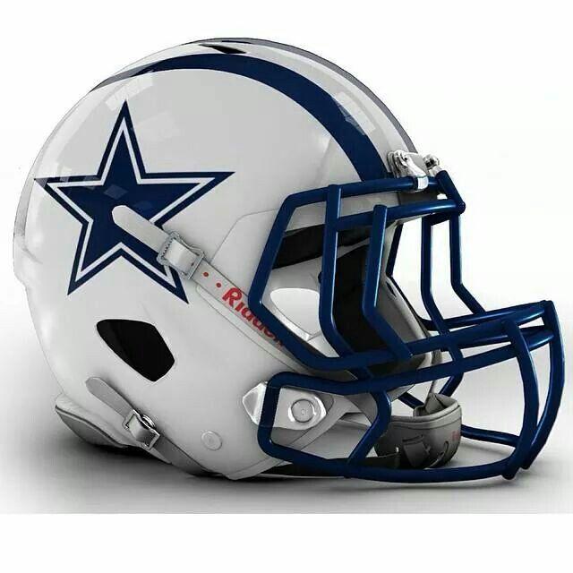 Concept helmet cowboys fan 4 life dallas cowboys - Dallas cowboys concept helmet ...