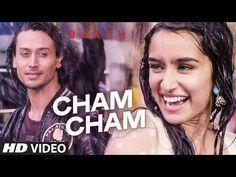 Cham Cham Video BAAGHI | Tiger Shroff, Shraddha Kapoor | Meet Bros, Monali Thakur | Sabbir Khan - YouTube