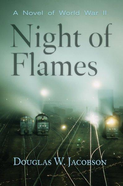 (Black) of Flames: A Novel of World War II (Paperback)