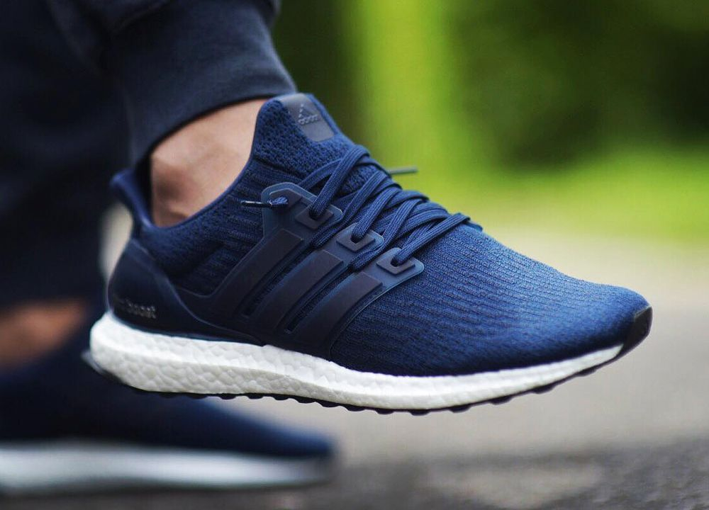 new style 54287 6f37a Adidas Ultra Boost 3.0 - Navy - 2016 (by Jeff O'Neal ...