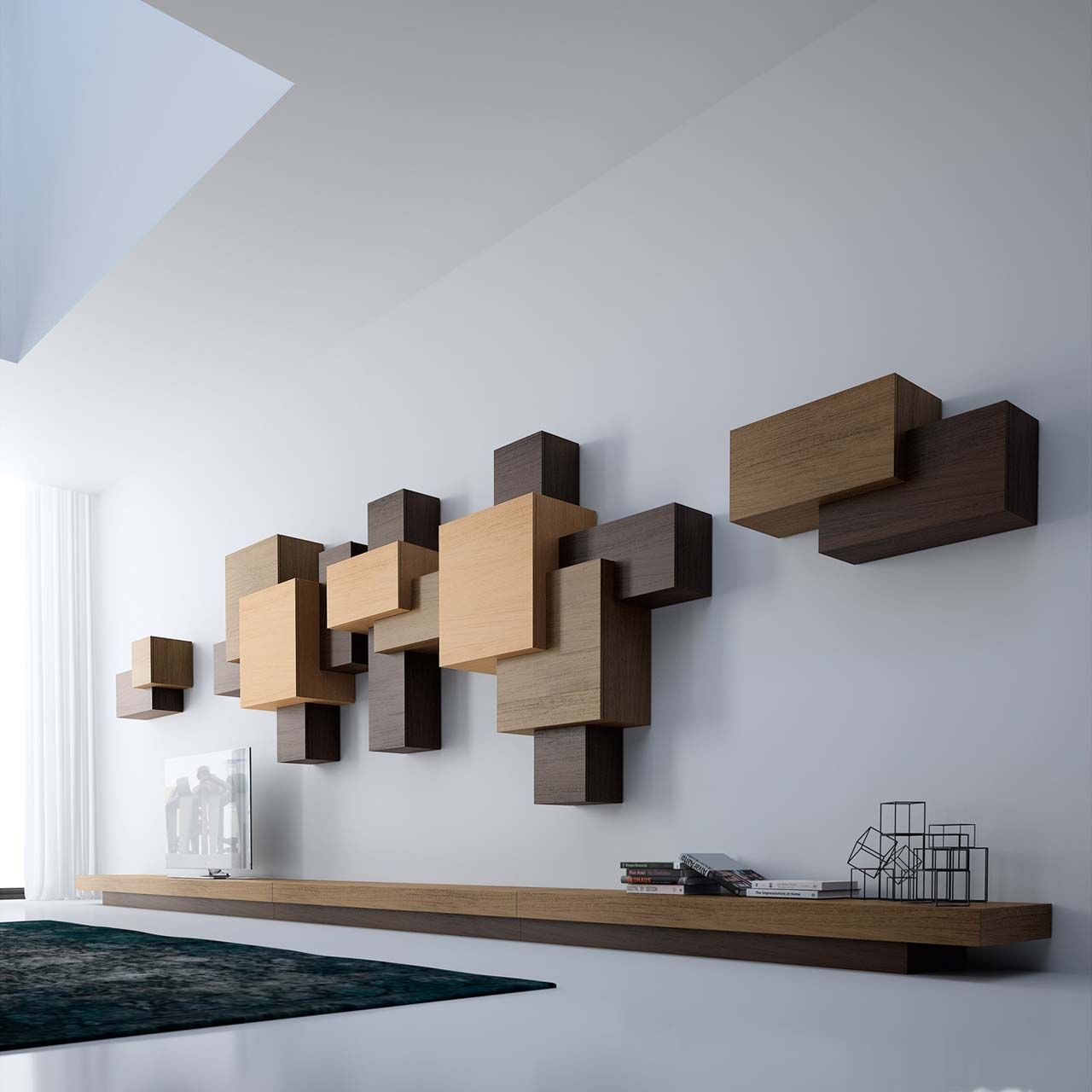 Collage Collection By Dsignio Nominated For The Spanish Best  # Muebles Licoreras Pared