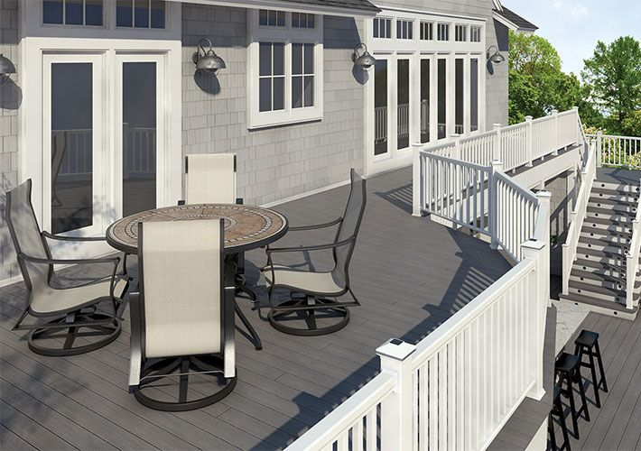 Fence and Deck Styles and Ideas Gallery | Home Depot Canada | Home ...