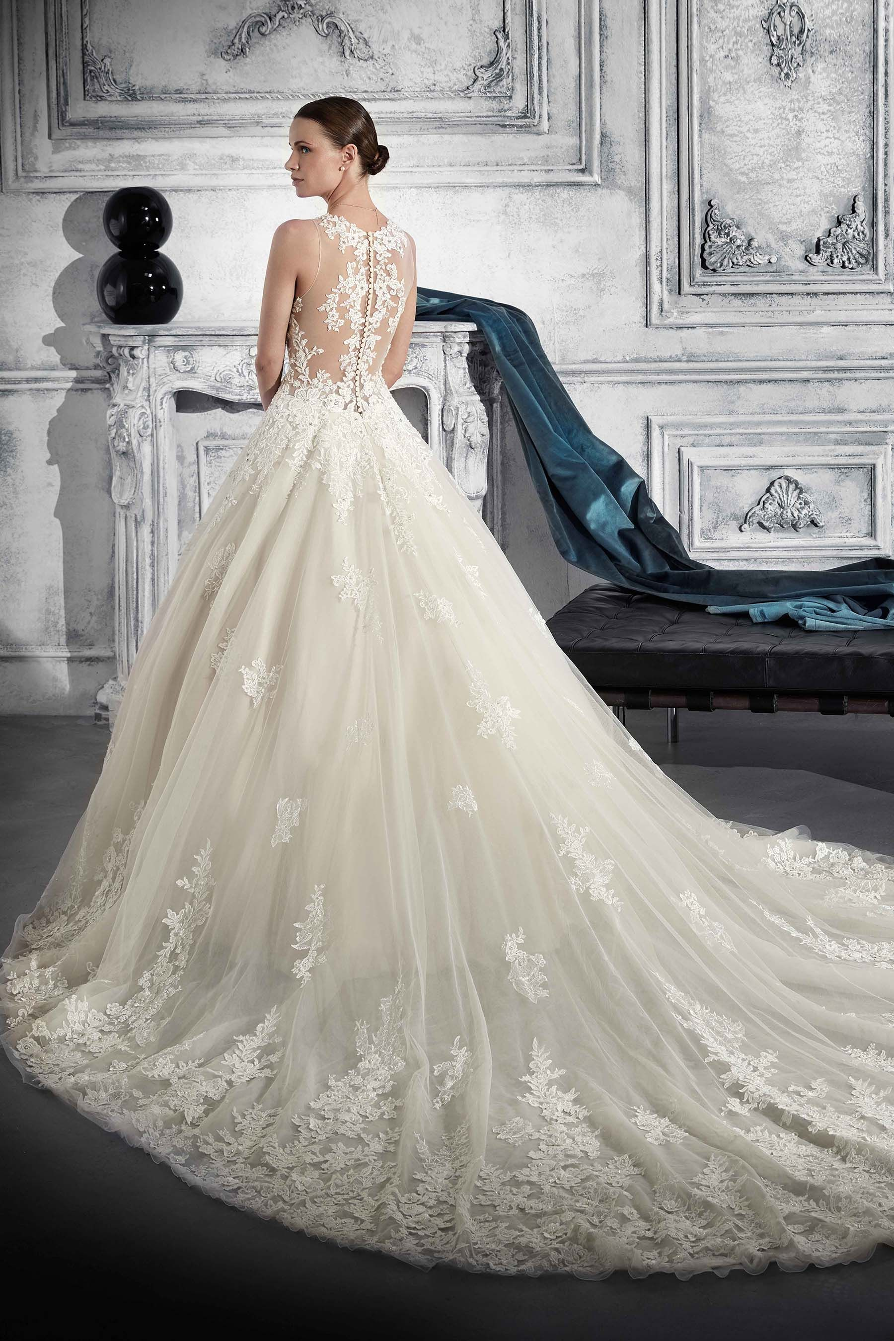 Style back view demetrios collections pinterest