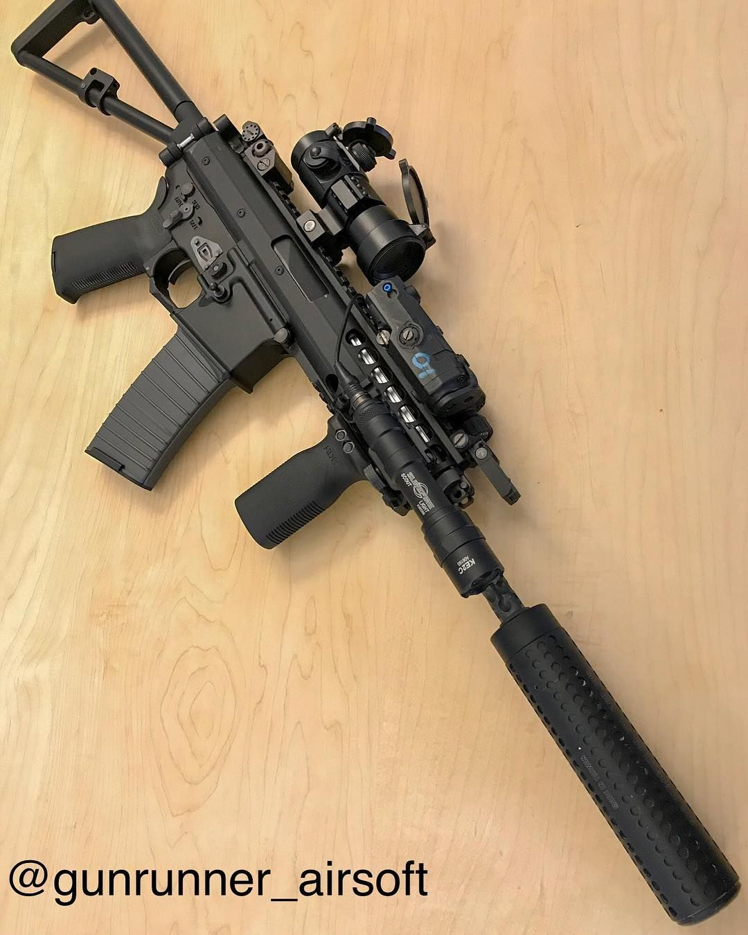 The KAC PDW offered superior firepower in a compact platform