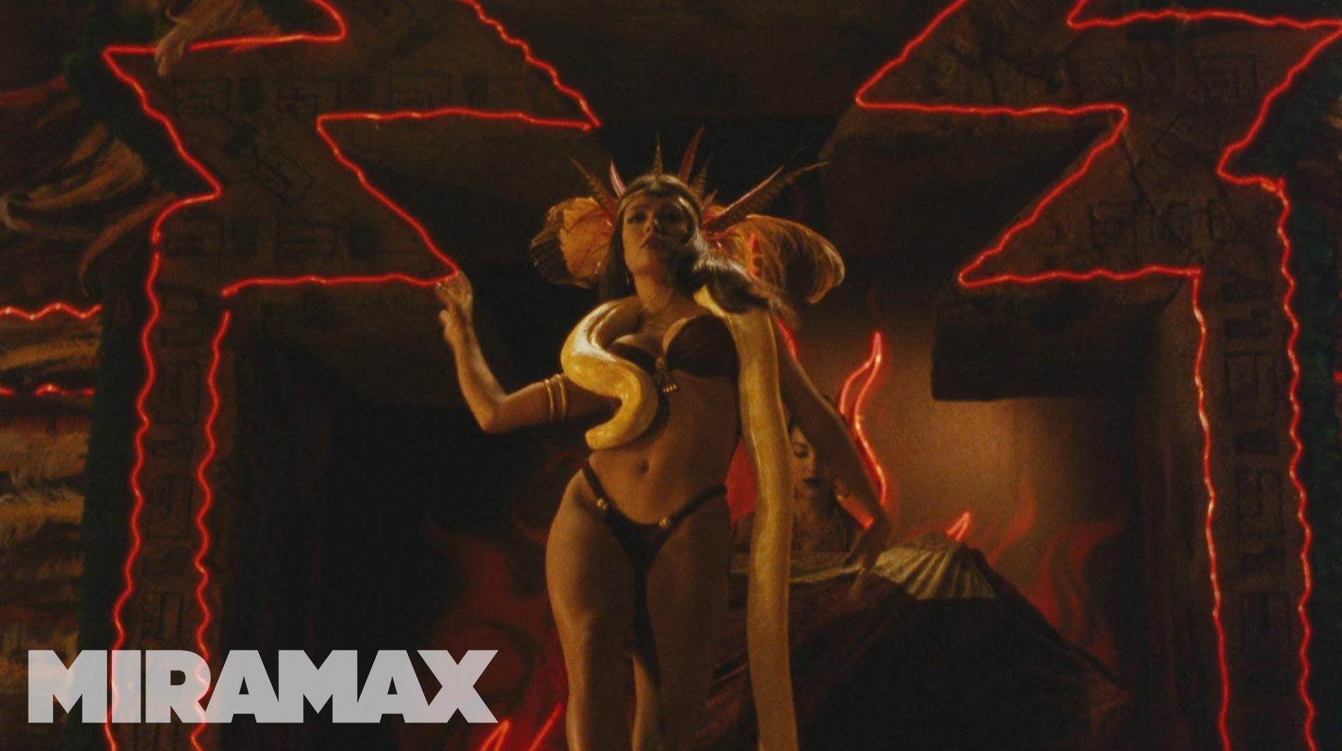 From Dusk Till Dawn The Art Of Seduction Hd Miramax Dusk